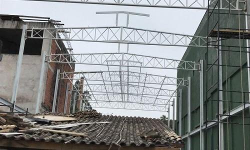 Estruturas Metálicas em São Sebastião
