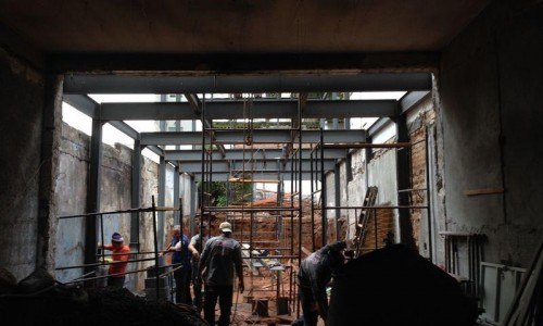 Estruturas Metálicas na Região de Itapecerica