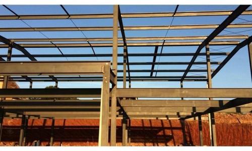 Estruturas Metálicas em Pirapora