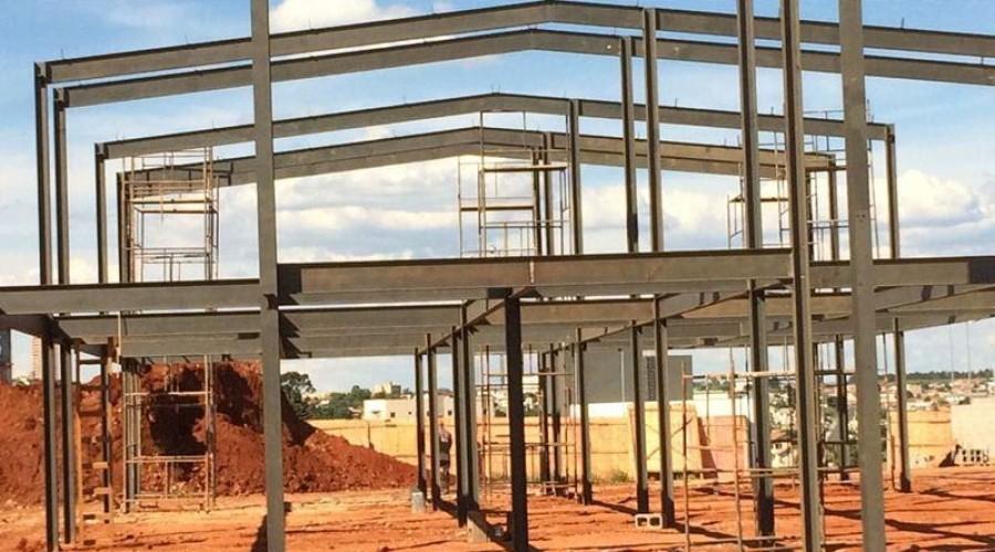 Estruturas Metálicas em Taboão da Serra - SP
