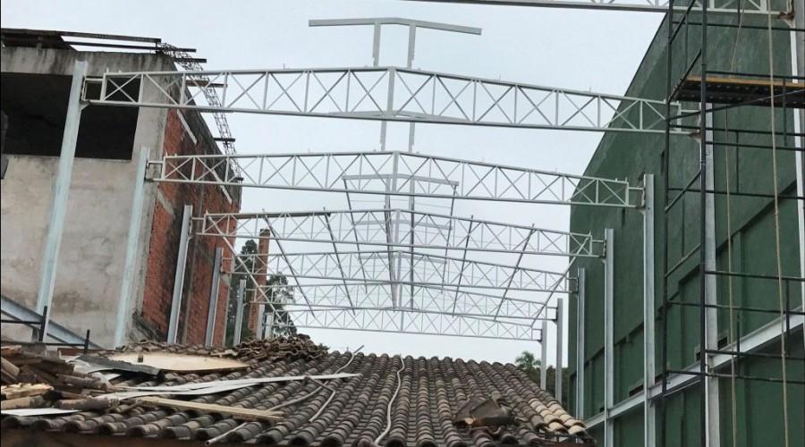 Estruturas Metálicas na Região de Santa Isabel