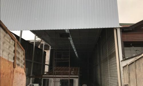 Estruturas Metálicas no Centro de Cotia