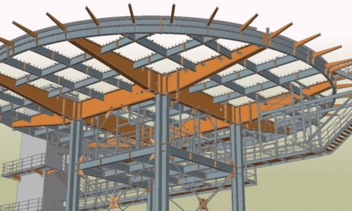 Projeto de estruturas metálicas