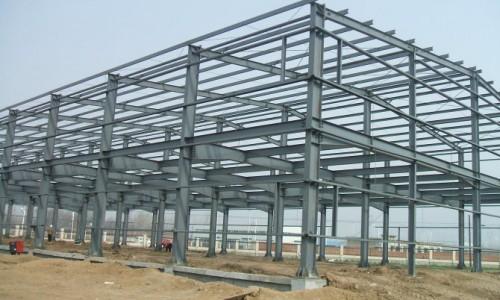 Comércio de estrutura metálica