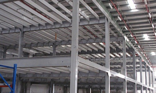 Galpão de estrutura metálica preço