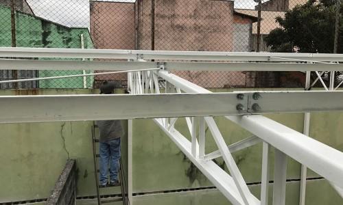 Estruturas Metálicas em Cruzeiro