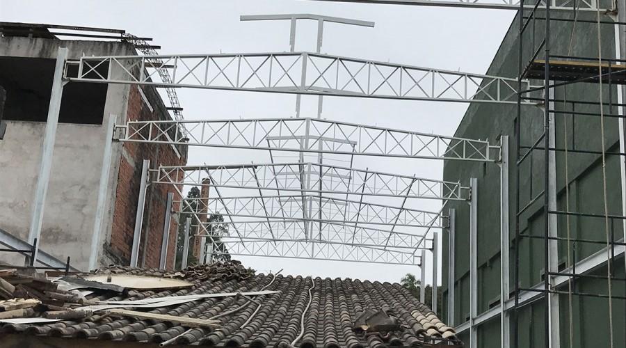 Estruturas Metálicas em Marilia