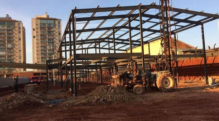 Estruturas Metálicas em Ribeirão Preto